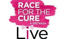 RACE FOR THE CURE: LA PANDEMIA HA FERMATO LE RACE  MA LA LOTTA AI TUMORI DEL SENO  NON SI FERMA